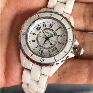Chanel watch women's